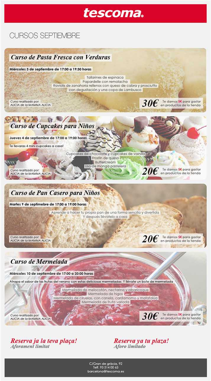 cursos cocina lamammaalicia.com